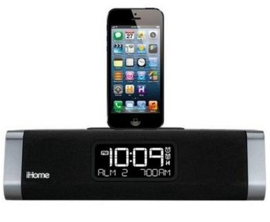 iHome charging and speaker functionality Dock