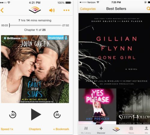 By Audible large collection of audiobooks