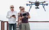 3DRobotics IRIS+ best featured camera drone