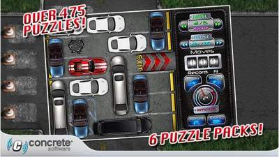 Traffic Game for iPad Car Puzzle games in 2015