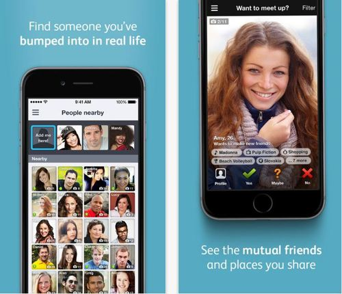Badoo free apps for enjoying live conversation