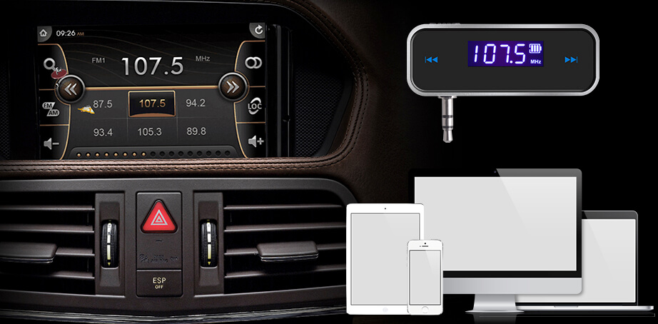 Best FM Radio Transmitter for iPhone