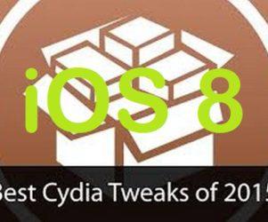 Top Best jailbreak tweaks for iOS 8 iPhone and iPad