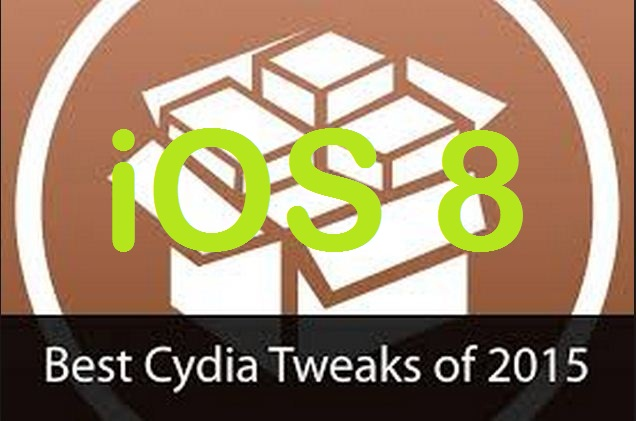 Top Best jailbreak tweaks for iOS 8 iPhone and iPad