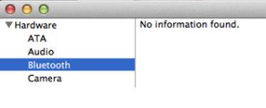 Alternate ways to resolve Bluetooth error on Mac