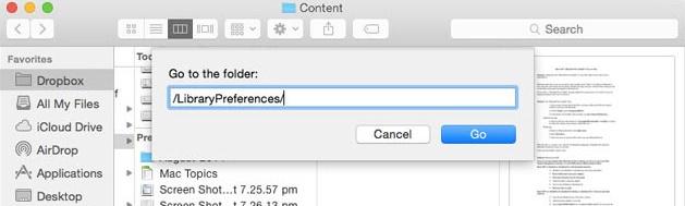 best ways to find Bluetooth files on Mac