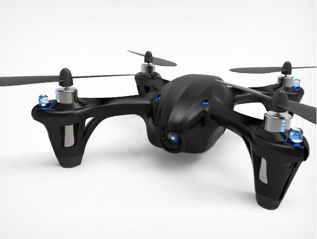 Code black, Most popular camera drone