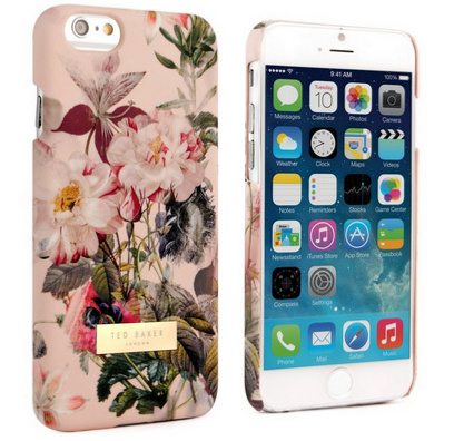 Printed and butterfly cases for iPhone 6