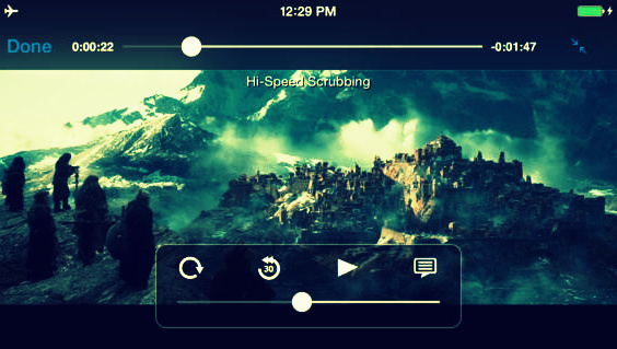 Free HD player apps for iPad Air