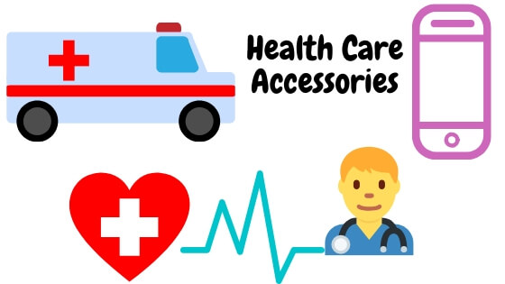 Health Care Accessories for iPhone