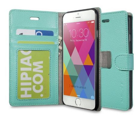 iPhone 6 cases with extra pocket facility