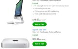 Buy iMac on rent for weekly payment
