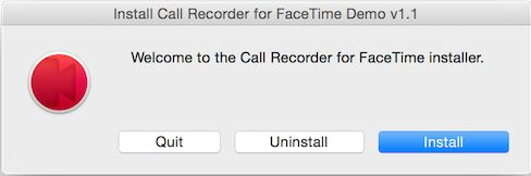 Start setup for Record iPhone calls on Mac with Yosemite
