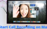 Start iPhone Call and FaceTime Call Recording on Mac