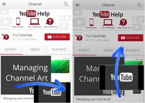 Adjust video quality & slow video on iOS 8
