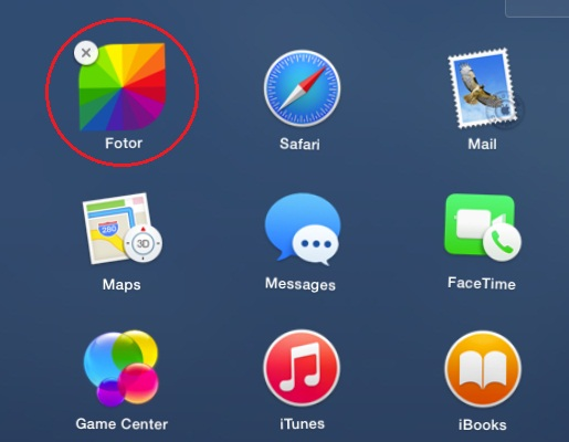 forcefully remove or unistall Application on Mac OS X Yosemite