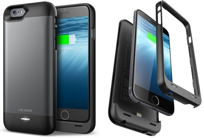 great iphone 6 battery cases for best buy deals. Black Bedroom Furniture Sets. Home Design Ideas