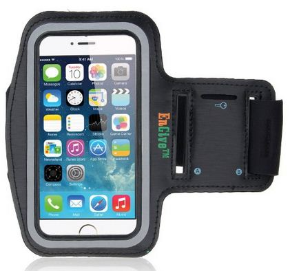 Wide verity on color and best designed armband for iPhone 6