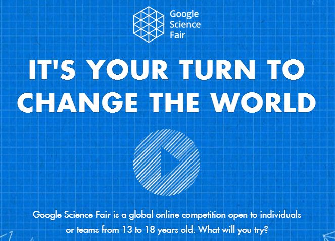 Google Science fair 2015 on iPhone, iPad and Mac
