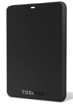 Toshiba External Hard Disk for Mac and PC