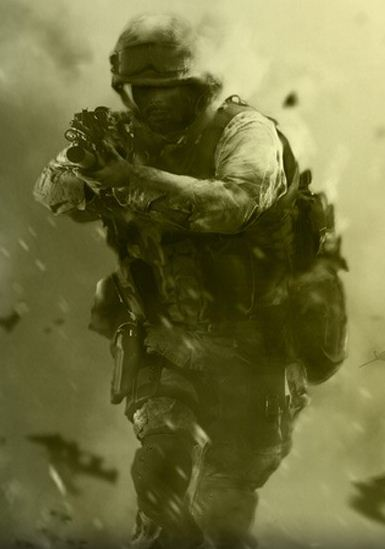 Shooting Action Mac game Call of Duty