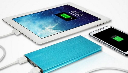 TOCC External Battery rechargeable for Mobile