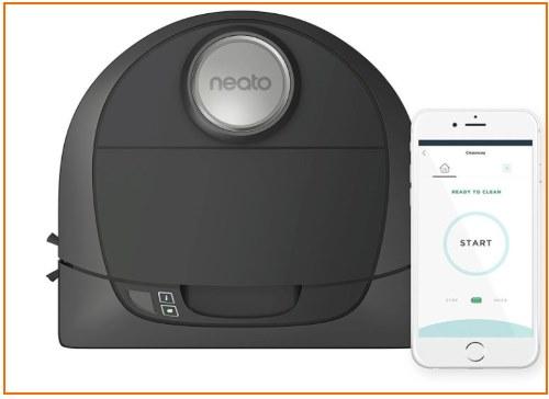 3 Neato Botvac D5 Robot Vacuum Cleaner