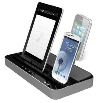 Best speaker dock for all smart phone device