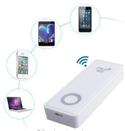 ZSUN External Drive for you iOS and Android device