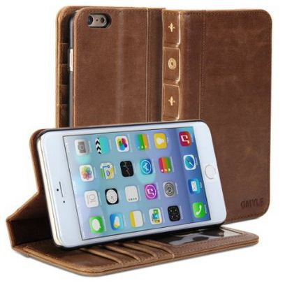 Leather cases for iPhone 6 plus in best deals