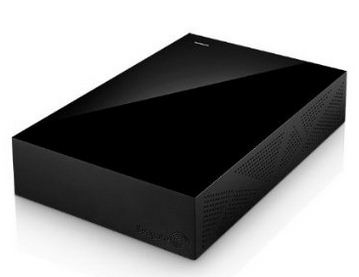 Seagate large Data storage drive for Mac