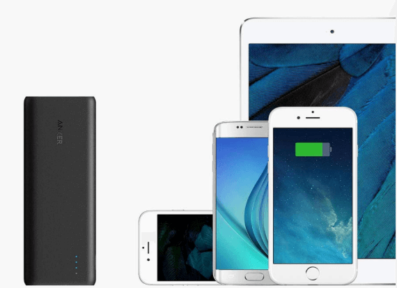 Anker Powercore Speed Power Bank For iPhone, iPad