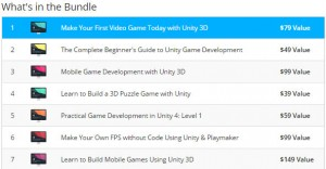 Best 3D Game Making Course for iOS, Android – Bundle for Beginners