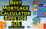 Best Mortgage Calculator Apps for iOS for payoff