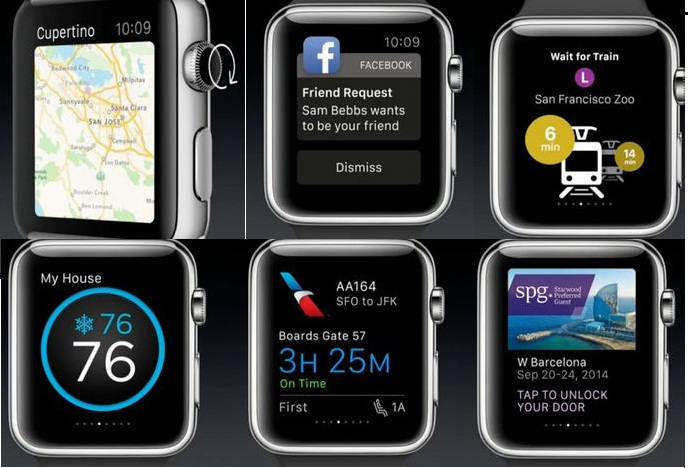 Best Apps for Apple Watch collection for 2015