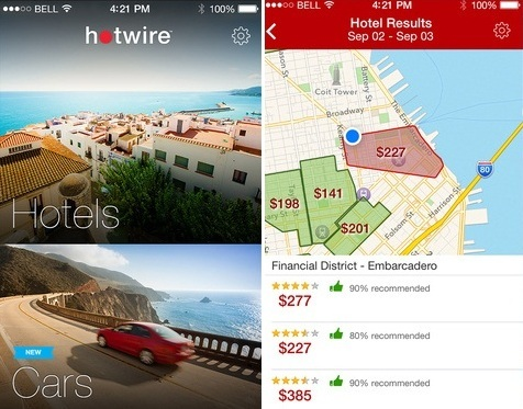 7 Best Hotel Booking apps for iPad, iPhone 6, 6 Plus