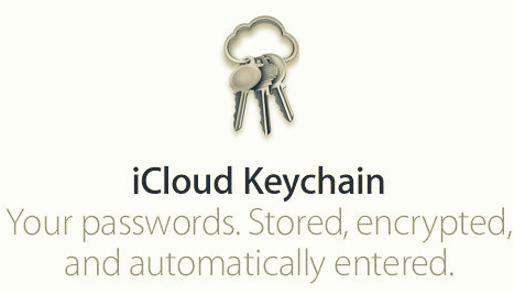 How to delete Credit card info and password from keychain