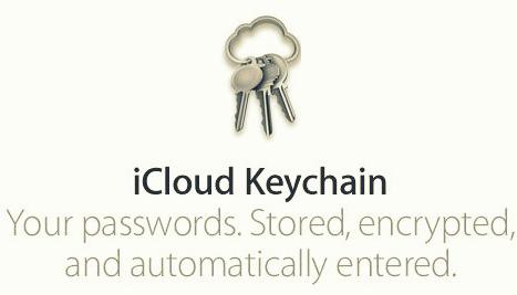mac delete icloud keychain