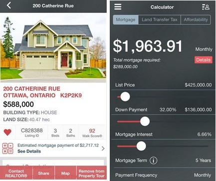 Best Real estate apps for iPhone 6
