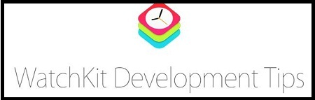 Buit, Make apple watch apps for Apple Watch 2015 at home