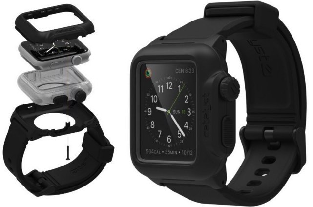 the best attitude 4e725 8e637 Best Waterproof Case for Apple Watch 42MM, 38MM: Series 3/2 and 1