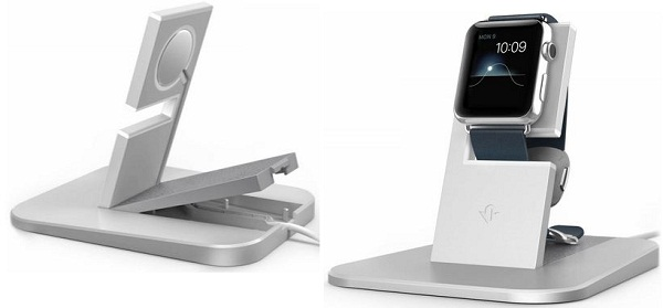 HiRise Apple Watch dock for Charging and Stand