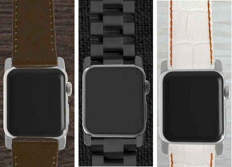 Kickstarter Apple Watch Band Maker