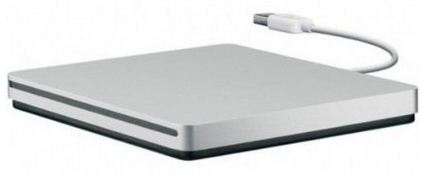 Apple's External Drive for Mac