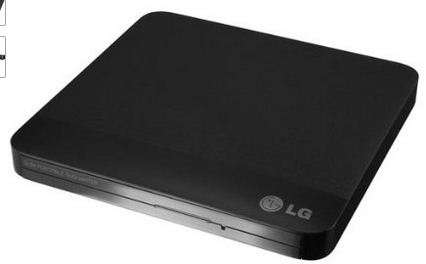 LG's External Drive for DVD writer