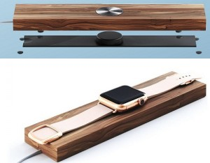 Getrest Battery Case and Stand for Apple watch