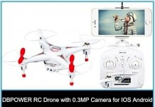 Best iPhone controlled drone 2016