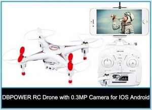 Best iPhone Controlled Drone in Deals 2017 – 2018
