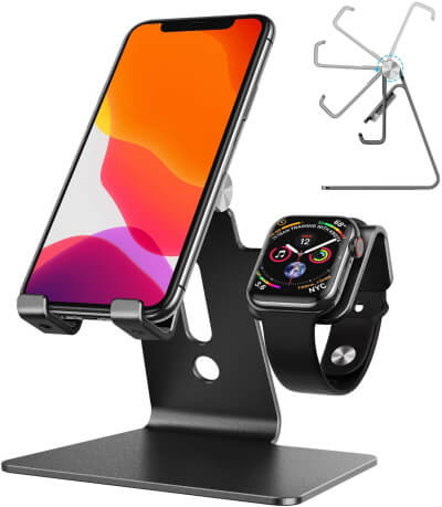 Apple Watch Charge Docking Station OMOTON
