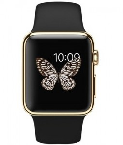 Apple Watch Edition Rose Gold Price – Comes in 18 Karats Gold
